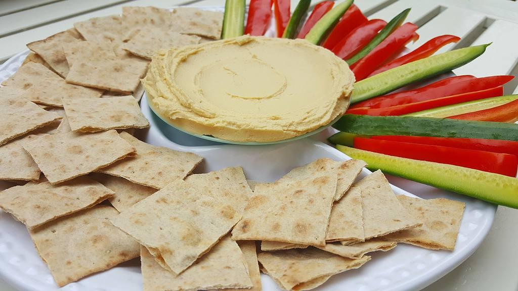 Creamy Hummus Premium PD Recipe