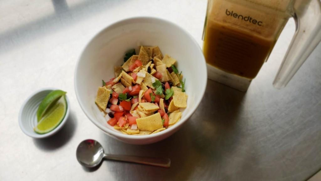 Tortilla Soup for One Premium PD Recipe