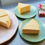 Pressure Cooked Cheeze Cake PD Premium Recipe