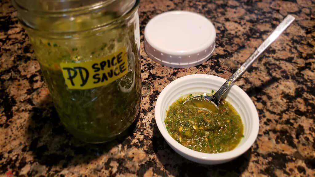 Spice Sauce PD Premium Recipe