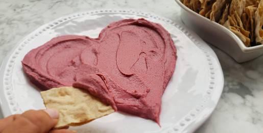 Valentine Hummus Premium PD Recipe