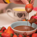 Chocolate Fondue Premium PD Recipe