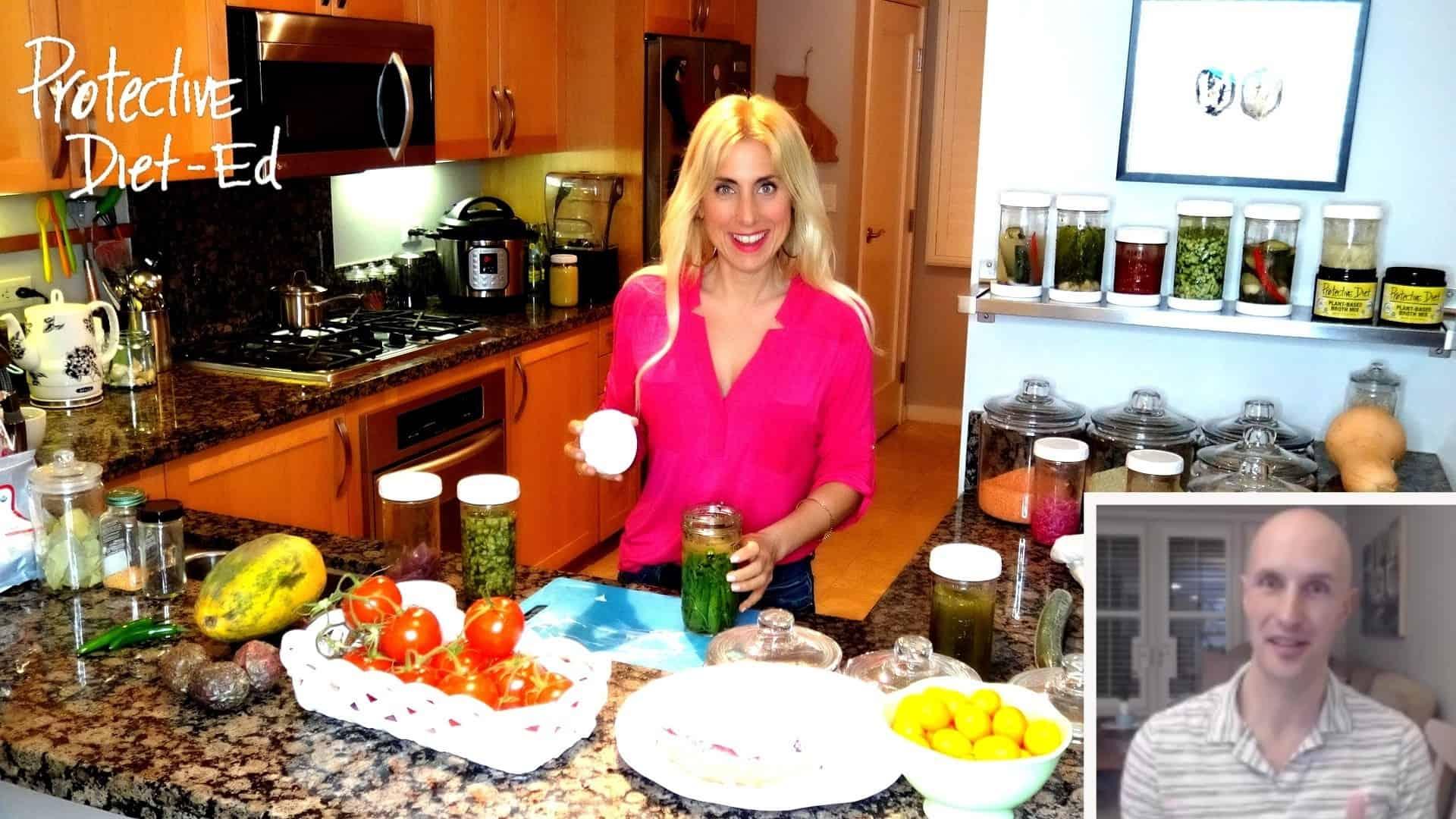 Class #232 – Fermentation Techniques & Tools Part 3 – Probiotic Pickles