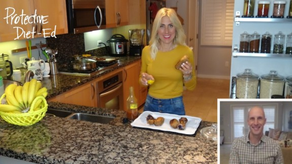 Class #235 – The Benefits of Sulforaphane & Co-Cooking Egg Rolls