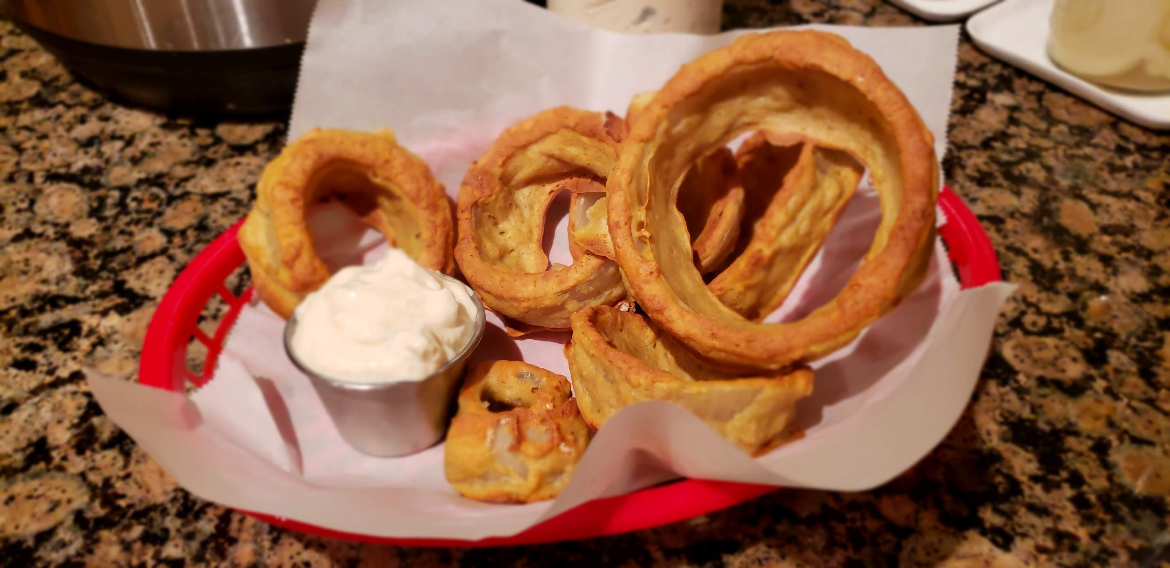 Batter & Bake Onion Rings