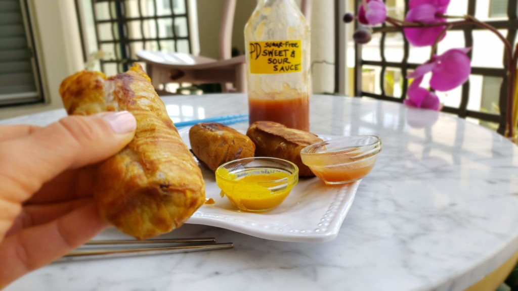 Oil-Free Egg Rolls Premium PD Recipe