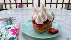 No-Bake Strawberry Shortcake Premium PD Recipe
