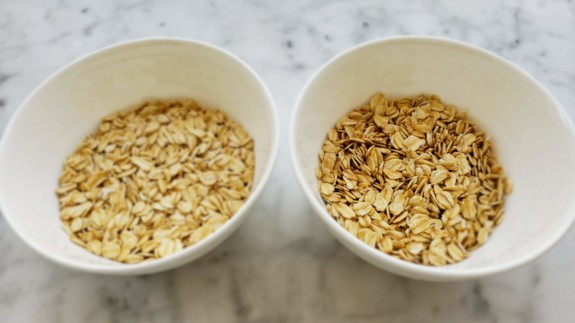 Toasted Grains