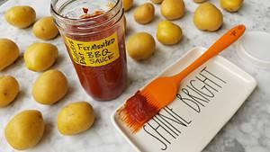 Fermented BBQ Sauce Premium PD Recipe