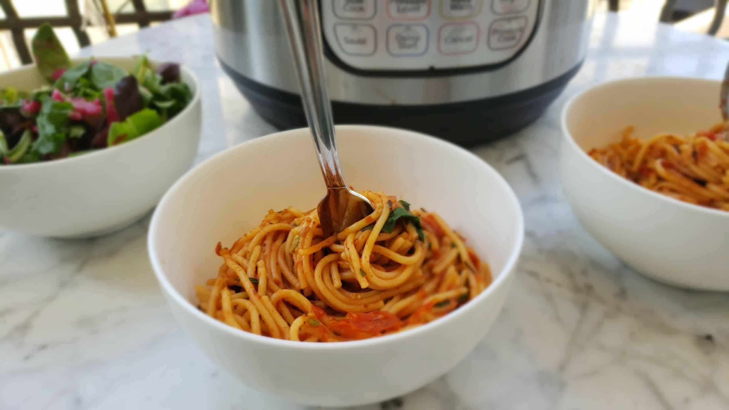 Arrabbiata Pasta Dinner Premium PD Recipe