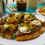 Indian Flatbread Pizza Premium PD Recipe