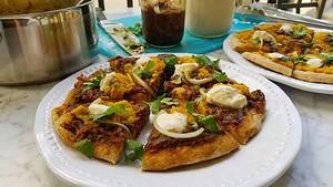 Indian Flatbread Pizza Premium PD Recipe