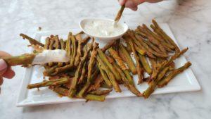 Vegetables Tempura Premium PD Recipe