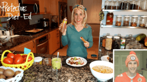 Class #254 - Taquitos & Living In the Moment to Reduce Stress
