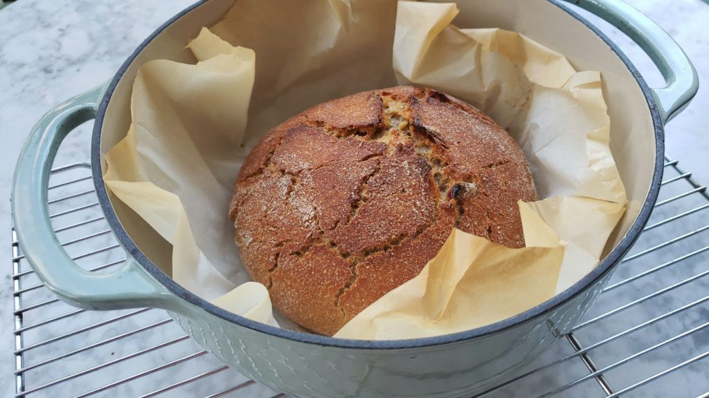 No-Knead Brine Bread Premium PD Recipe