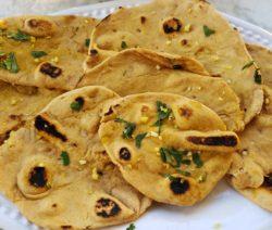 Oil-Free Garlic Naan Premium PD Recipe