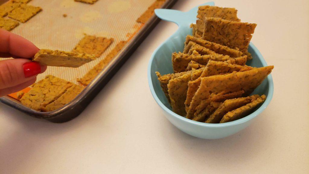 Quarantine Crackers Premium PD Recipe