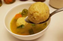 Masa Ball Soup Premium PD Recipe