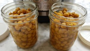 Pressure-Cooked Chickpeas Premium PD Recipe
