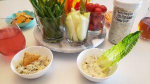 Grilled Green Onion Dip Premium PD Recipe