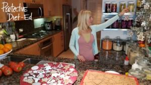 Class #277 Holiday Special – Gingerbread Cookies & Sugar-Free Royal Icing