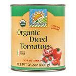 Azure Bionaturae Tomatoes, Diced, Organic