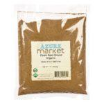 Azure Cumin Seed, Ground, Organic